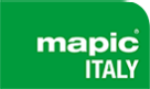 Mapic home Mapic Italy Logo